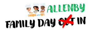 Cooking with Kids! Allenby Family Day In Fall Fundraiser